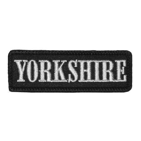 Wechselbarer Patch Yorkshire