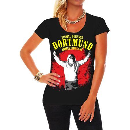 Frauen Shirt Dortmund Fans