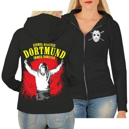 Frauen Kapujacke Dortmund Fans
