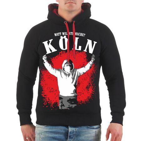 Männer Kapu Köln Watt willste mache ?