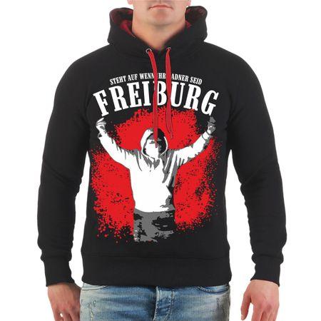Männer Kapu Freiburg Steht auf wenn ihr Badner seid