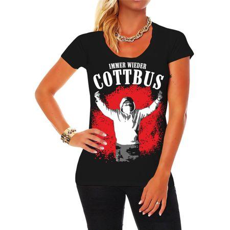 Frauen Shirt Cottbus Immer wieder