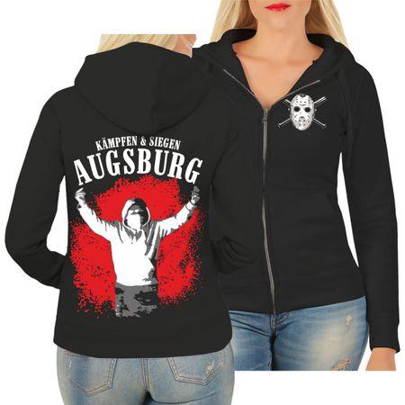 Frauen Kapujacke Augsburg Kämpfen & Siegen