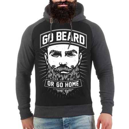 Männer Kapu Go Beard Or Go Home