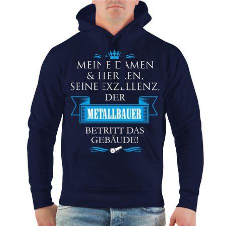 Männer Kapu Seine Exzellenz DER METALLBAUER