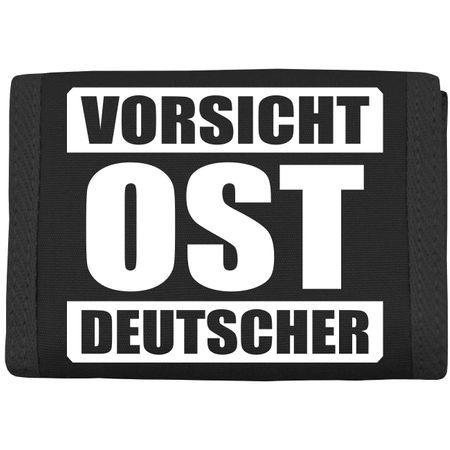 Geldbörse Vorsicht OST Deutscher