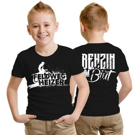Kinder T-Shirt Feldwegheizer