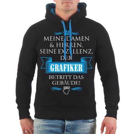 Männer Kapu Seine Exzellenz DER GRAFIKER