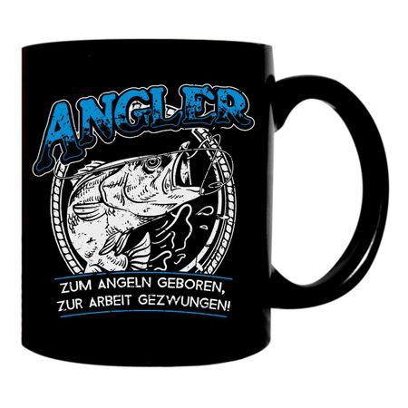 Tasse Angler