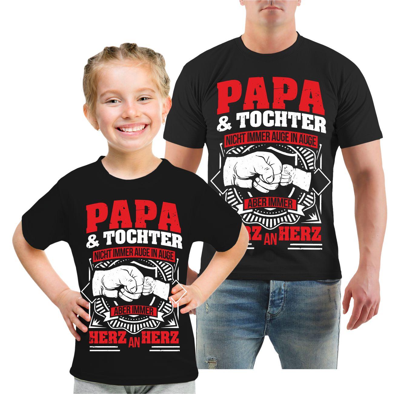 Schritt Papa Fehler Tochter