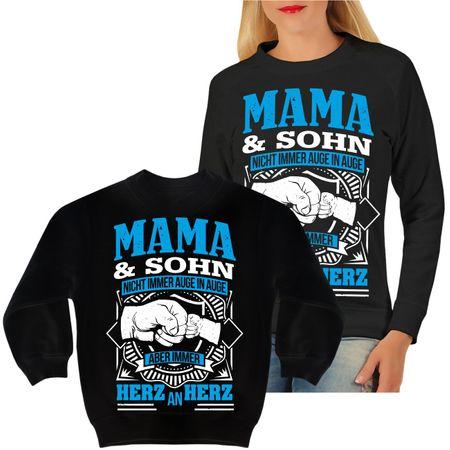 Partner Sweatshirt Mama & Sohn