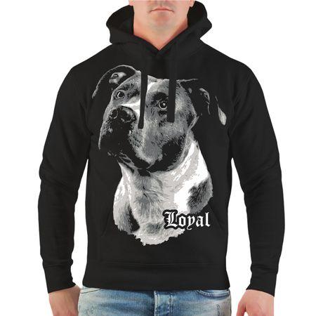 Männer Kapu American Staffordshire Terrier - treuer Freund