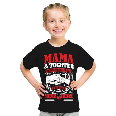 Kinder T-Shirt Mama & Tochter