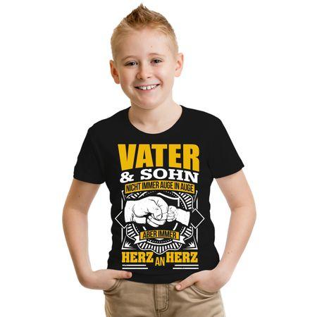 Kinder T-Shirt Vater & Sohn