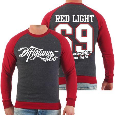 Männer Sweatshirt Difigiano & Co