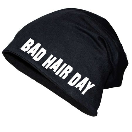 LONG BEANIE Bad Hair Day