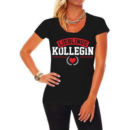 Frauen Shirt Lieblingskollegin