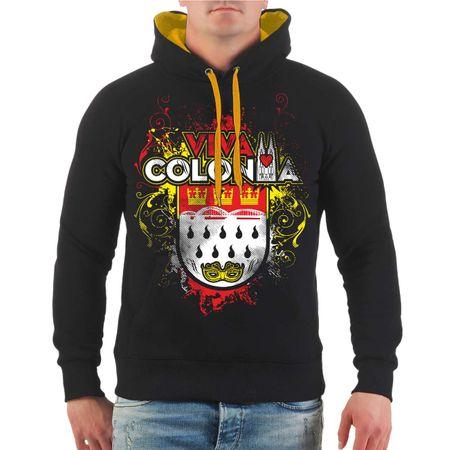 Männer Kapu Karneval Köln VIVA Colonia