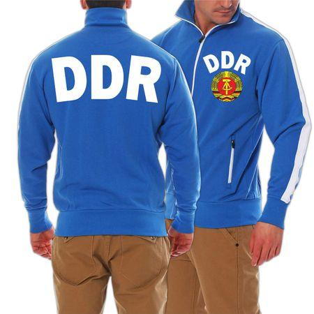 DDR Trainingsjacken Grösse S bis XXXL