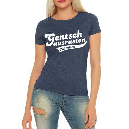 Frauen Shirt Gentsch ausrasten