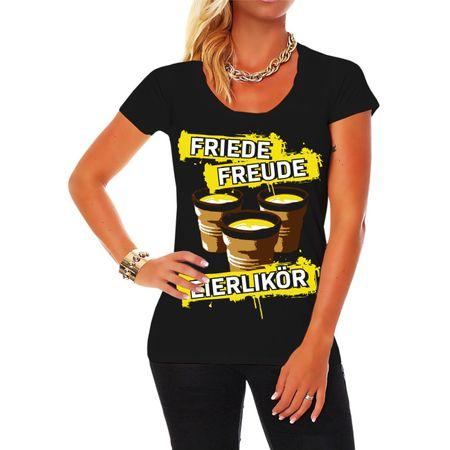 Frauen Shirt Eierlikör