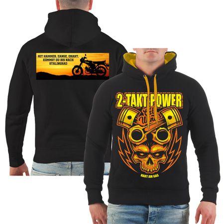 Männer Kapu Feldwegheizer 2 Takt Power