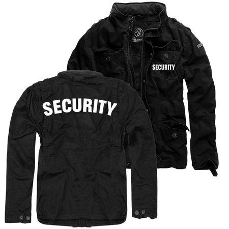 Männer Armee Feldjacke Sommer Herbst SECURITY