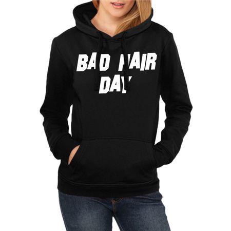 Frauen Kapu Bad Hair Day