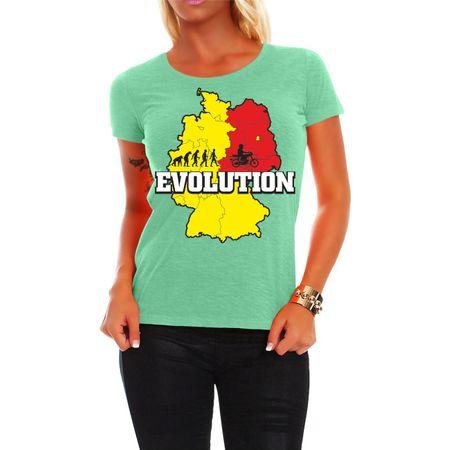 Frauen Shirt Evolution 2 Takt Power