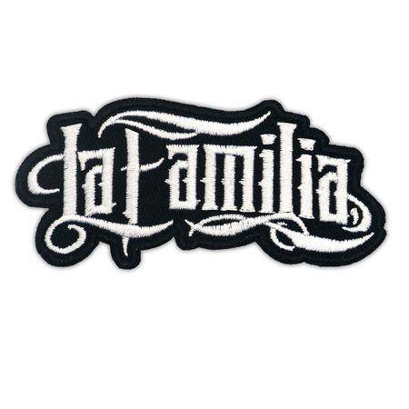 Aufnäher Aufbügler La Familia LOGO