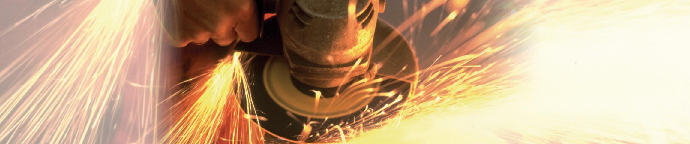 Schleifgitter rund