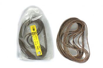 10 Klingspor Vliesbänder 6x610mm coarse Metall Inox Legierungen Made in EU  – Bild 2