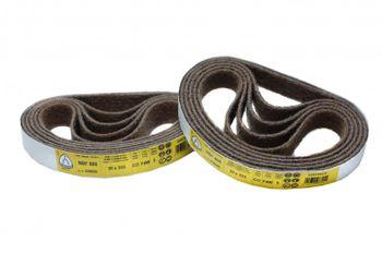 5 Klingspor Vliesbänder 30x533mm coarse Metall Inox Legierungen Made in EU – Bild 2
