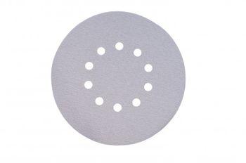 25 SANDERSHARK Schleifscheiben 225 mm 10 Loch Korn 100 klett White Line Markenqualität – Bild 2
