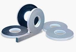 Abverkauf Fugendichtband 300 15/2-6 mm 12,0 m Premium Edition schwarz – Bild 1
