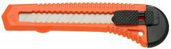 SALE% 10 Stück Cuttermesser 18 mm Kunststoff – Bild 1