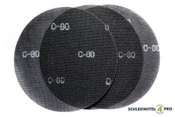 5 Stück SANDERSHARK Schleifgitter 375 mm SIC Korn 80 Markenqualität – Bild 1