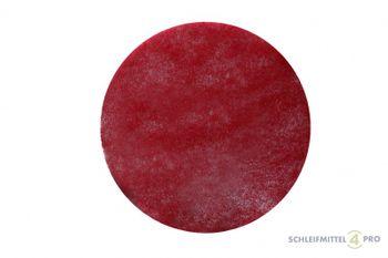 10 SANDERSHARK Normalpad Schleifpad 375mm rot Markenqualität – Bild 1