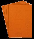 100 Stück Klingspor Schleifblätter 115 x 280 mm Korn 40 PL31B ohne Loch Zum Klemmen – Bild 1