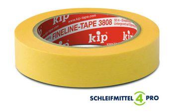 3 Rollen kip FineLine - Tape 3808-24 - 50 m x 24 mm WASHI-TEC Premium – Bild 1