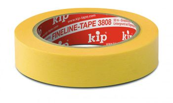1 Paket (24 Rollen) kip FineLine - Tape 3808-36 - 50 m x 36 mm WASHI-TEC Premium – Bild 2