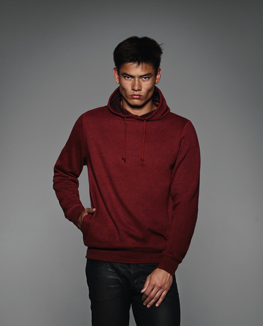 B&C: Hooded Sweatshirt DNM Universe Men WMD24