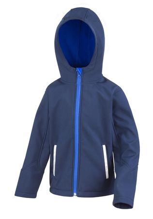 Result: Kids TX Performance Hooded Softshell Jacket R224J/Y – Bild 3