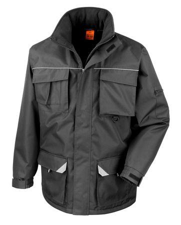 Result: Work-Guard Sabre Long Coat R301X – Bild 2