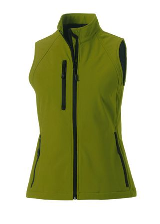 Russell Europe: Ladies` Soft Shell Gilet  R-141F-0 – Bild 7