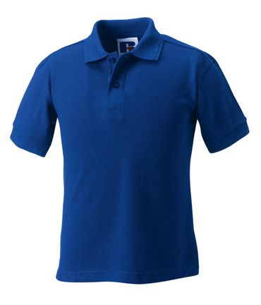 Russell Europe: Kids` Polo Shirt R-599B-0 – Bild 5