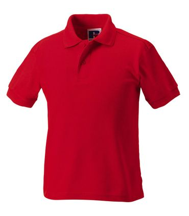 Russell Europe: Kids` Polo Shirt R-599B-0 – Bild 7