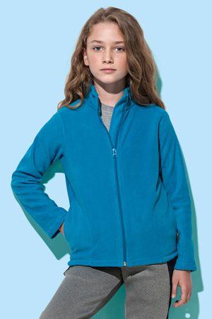 Stedman: Active Fleece Jacket Kids ST5170 – Bild 1