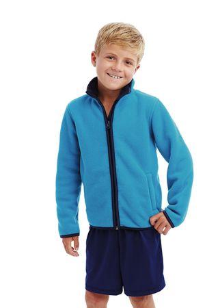 Stedman: Active Teddy Fleece Jacket Kids ST5180 – Bild 1