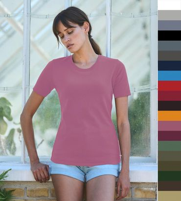 Tee Jays: Ladies Interlock T-Shirt 580 – Bild 1